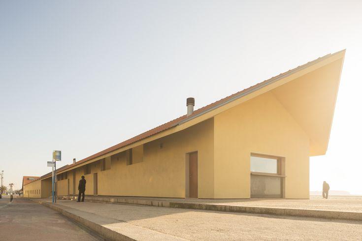Recuperação do Antigo Núcleo de Oficinas da APDL / Adalberto Dias