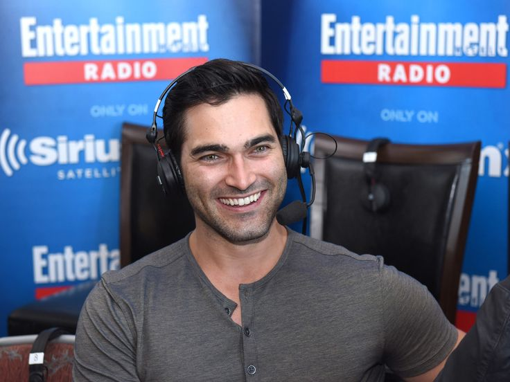 Tyler Hoechlin Photos Photos - SiriusXM's Entertainment Weekly Radio Channel Broadcasts From Comic-Con 2016 - Day 3 - Zimbio