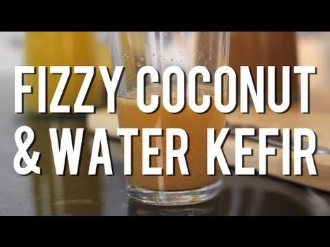 http://www.therawchef.com    How to make water and coconut kefir.  For more info and the full recipe (also available as a PDF download) visit http://thraw.ch/e0T