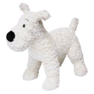 Image result for tintin snowy stuffed animal