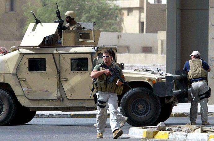 400 US mercenaries 'deployed on ground' in Ukraine military op -