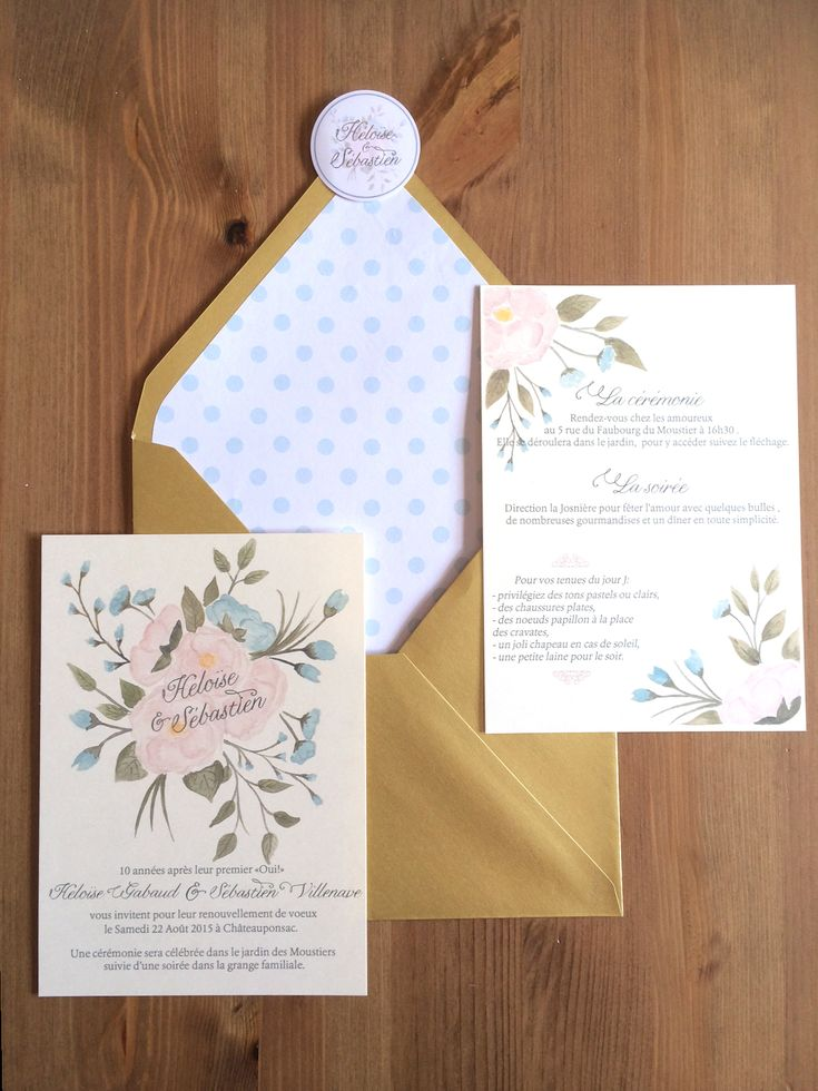 faire part mariage diy d tails enveloppe faire part invitation mariage rustique vintage. Black Bedroom Furniture Sets. Home Design Ideas