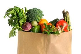 How to store fruits and vegetables so they will stay fresher longer and save money.