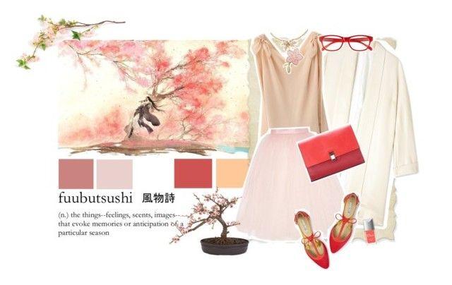 """""""Sakura tree"""" by beachan on Polyvore"""