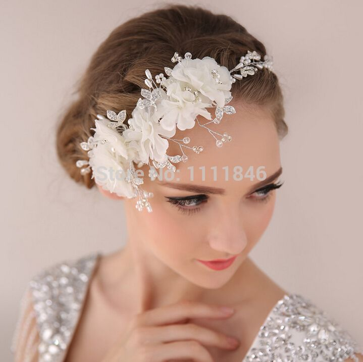 Cheap Flower Bandana, Buy Quality Flowers Candy Directly From China Flower  Girl Dress Brands Suppliers. Wedding Hair StylesWedding Hair  AccessoriesBridal ...