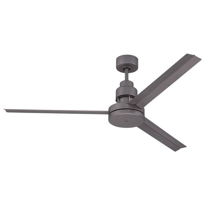 Craftmade 54 Mondo 3 Blade Ceiling Fan With Remote Reviews