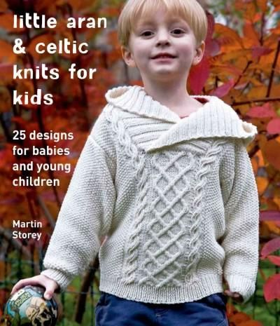 Rowan Yarn's master knitwear designer Martin Storey shares twenty-five beautiful patterns for babies and toddlers Featuring soft colors, a mixture of traditional Aran patterns, touches of intarsia col