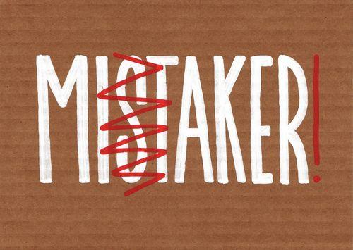 PostCardBoard_009  mistaker maker