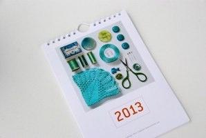 Calendar 2013 at kattwalk.com