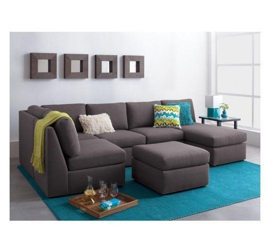 Sectionals for Small Spaces  sc 1 st  Pinterest : apartment sofas sectionals - Sectionals, Sofas & Couches