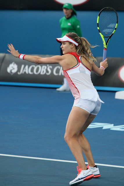 Australian Open 2016 - Eugenie Bouchard | Elite Sport | Flickr