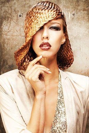 Hair: Anne Veck for Anne Veck salons. Styling: Kate Jeffery. Make-up: Ewa Pietras. Photography: Barry Jeffery