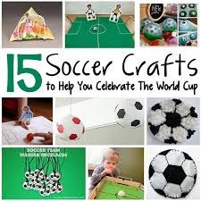 world cup crafts - Google Search