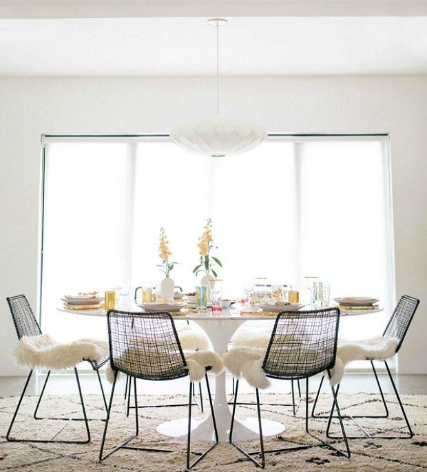 Meer dan 1000 idee u00ebn over Ovalen Tafel op Pinterest   Ovale eettafels, Dineren in de tuin en