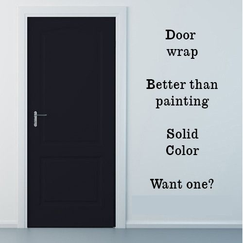 17 Best Images About Door Decal Wraps On Pinterest