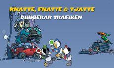 SO: Trafik och regler. Spel Knattarna dirigerar trafiken