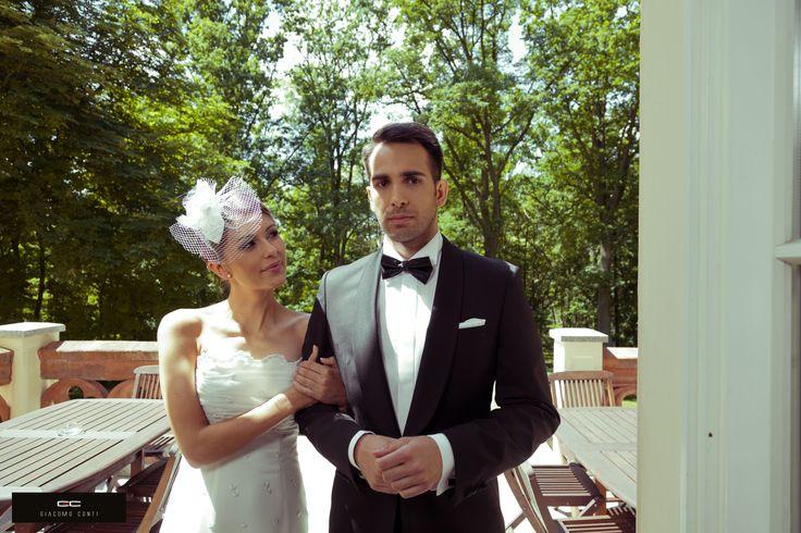 Moda męska - kolekcja ślubna Giacomo Conti Lato 2013 #giacomoconti