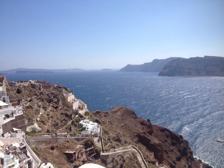 Santorini is a beauty!