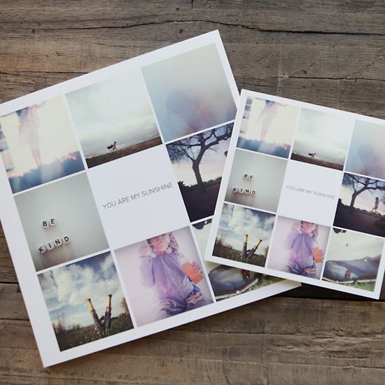 Custom Instagram-friendly Softcover Books from Artifact Uprising - starting at $10.99 | Perfect for my entire family!