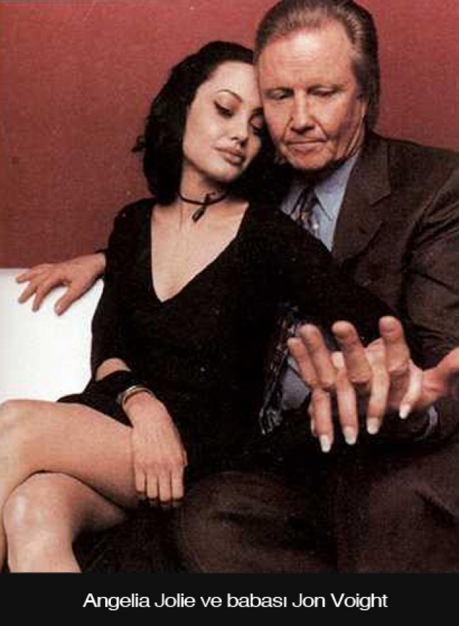 Angelina Jolie - Jon Voight