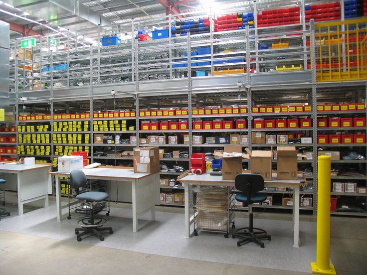 A Multi-tier may be an ideal solution in your warehouse for small parts storage.  www.metalsistemaustralia.com info@metalsistemaustralia.com