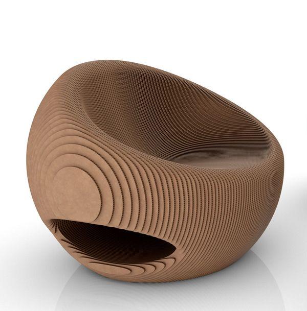 Design Modern Cardboard Furniture Collect This Idea Modern