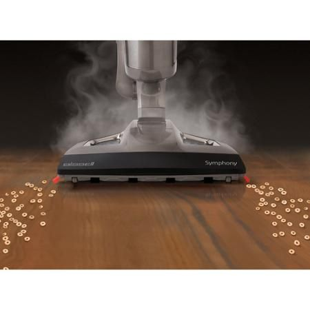 Bissell Symphony Vacuum and Steam Mop! A MUST FOR ALL THE WOOD FLOORS!!! ~$200