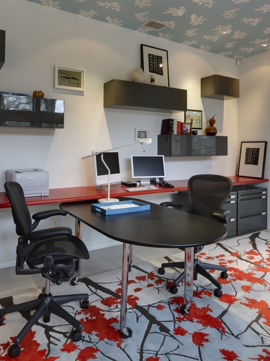 8 best images about commercial office design on pinterest for Leasing office decorating ideas