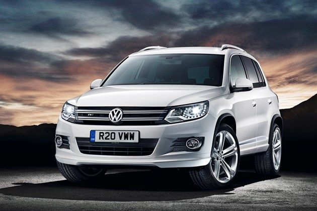 volkswagen tiguan 2011 4motion - Google Search