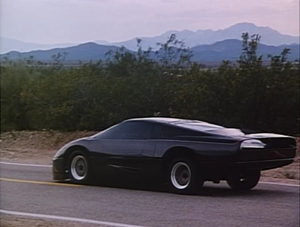 The Wraith / Released 1986 / Car: 1984 Dodge M4S Prototype I wanted this car from the moment I ...
