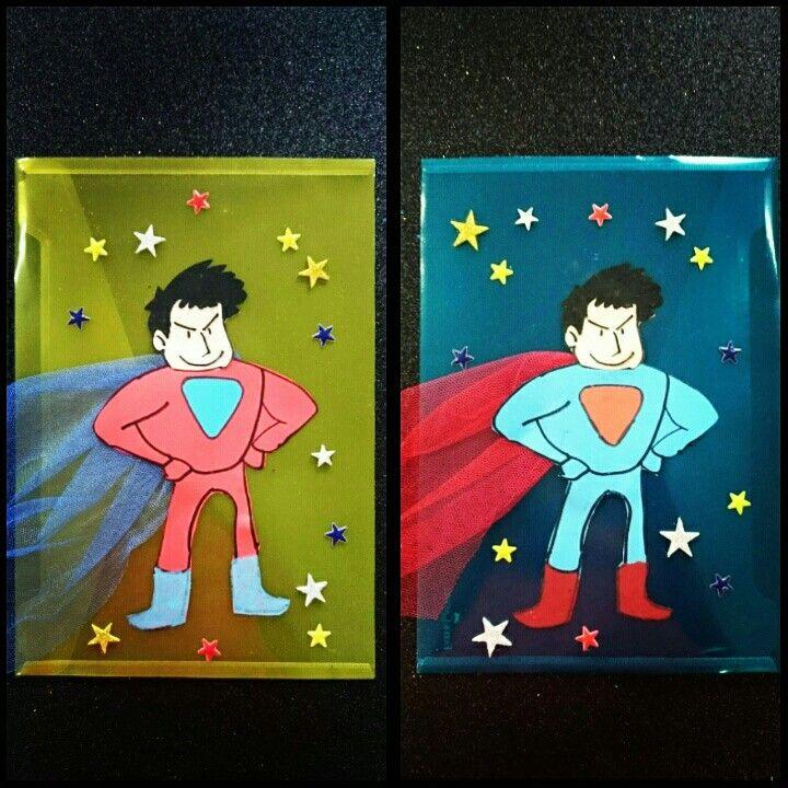 Süper kahramanlar /  gelişim raporu dosyalarımız