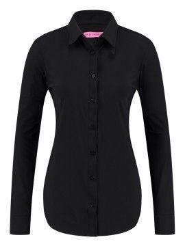Studio Anneloes blouse Poppy Black
