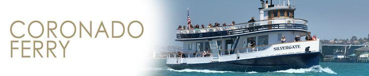 Coronado ferry coupons