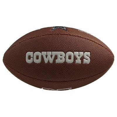 Football US Foot, Rugby, Basket, ... - Mini ballon foot US Dallas NFL WILSON - Autres sports collectifs