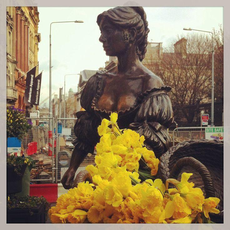 Molly Malone, Dublin, Ireland