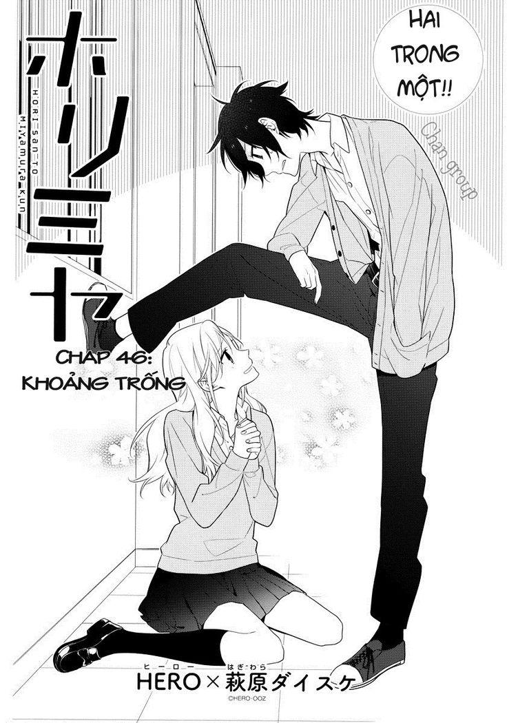 Pin by 翊瑄 呂 on 漫畫 in 2020 Horimiya, Manga to read, Anime
