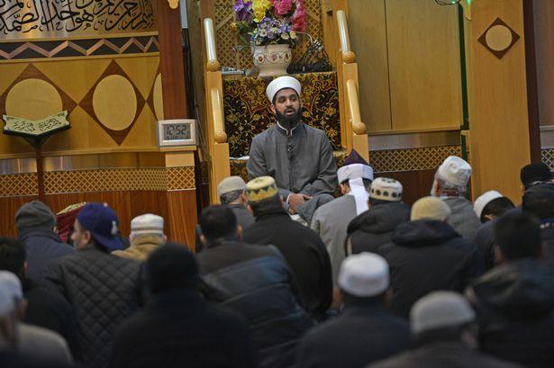Manchester Central Mosque https://www.facebook.com/UpYourSerps/