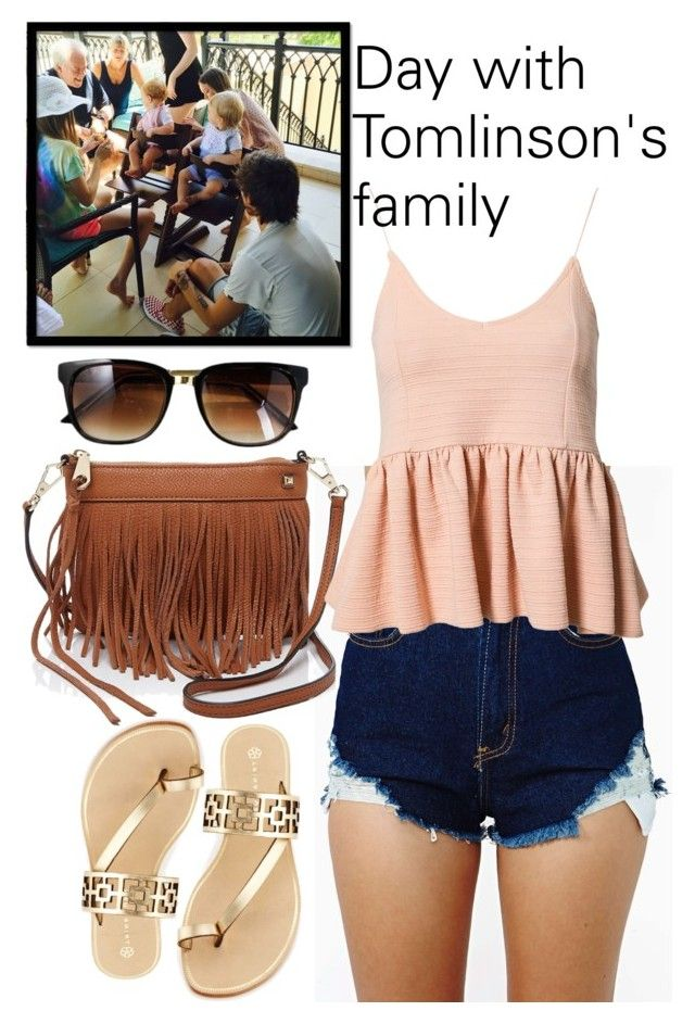 """Day with Tomlinson's family"" by gabriela-benitez ❤ liked on Polyvore"