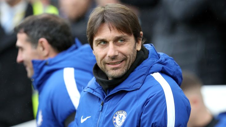 Antonio Conte: This is already a good season for Chelsea #News #AntonioConte #Chelsea #ClubNews #composite