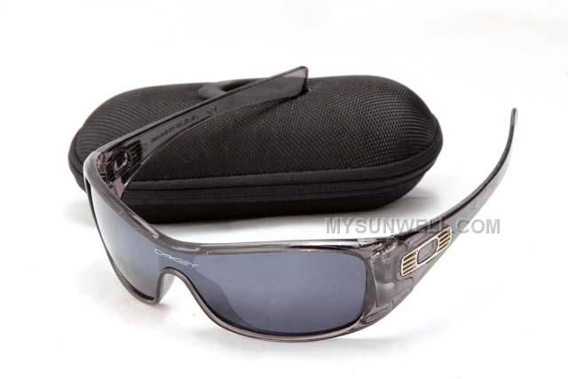 http://www.mysunwell.com/cheap-oakley-antix-sunglass-clear-grey-frame-black-lens-cheap-for-sale.html Only$25.00 CHEAP OAKLEY ANTIX SUNGLASS CLEAR GREY FRAME BLACK LENS CHEAP FOR SALE Free Shipping!