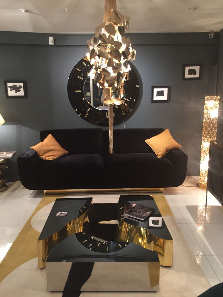 Covet Paris is the ultimate showroom that you need to visit in the land of Paris, France. There you'll find astonishing and innovative designs from world's top luxury brands! Follow us and see all the news from this unique space.