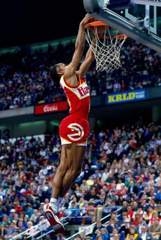 The Sports Alley: Classic NBA Throwbacks: Spud Webb