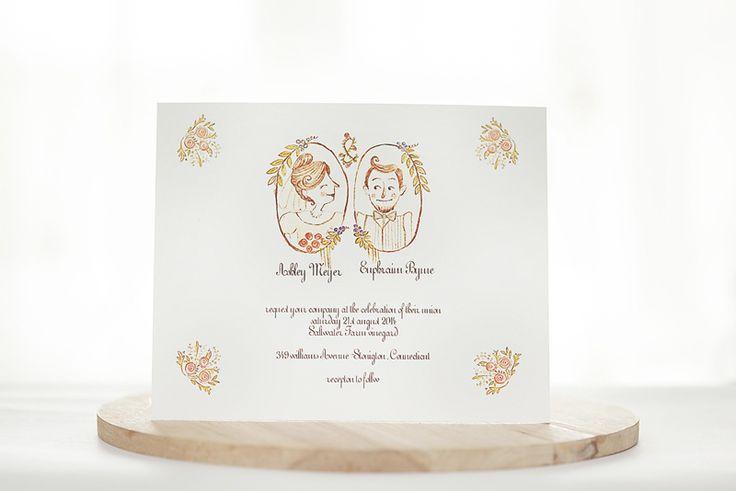 lia invitatii 7 Wedding Faeries sau cum să dai viața unei nunți de basm