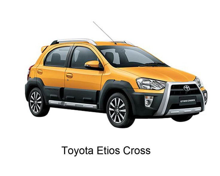 Toyota Offers Best Price On Toyota Etios Cross Car In