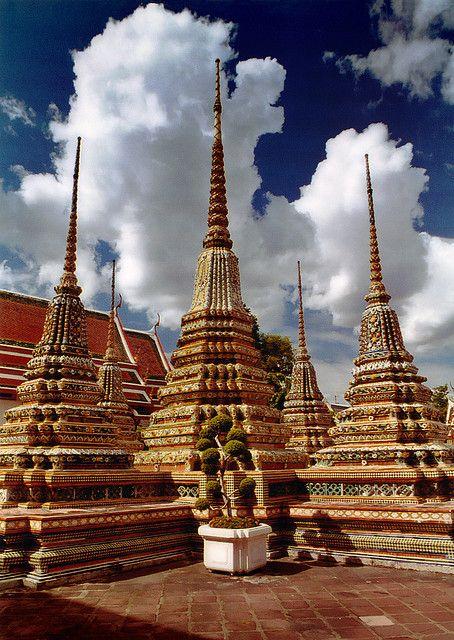 Wat Po - Bangkok, Thailand