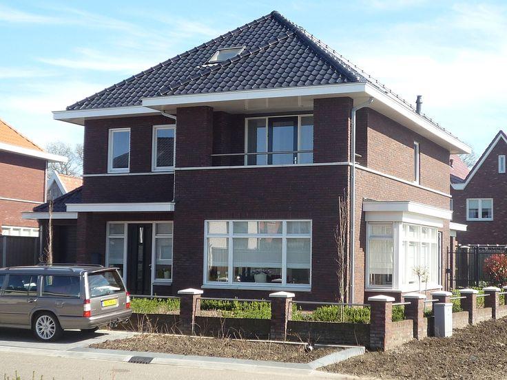 17 best images about droomhuizen on pinterest modern farmhouse ramen and tes - Modern stijl huis ...