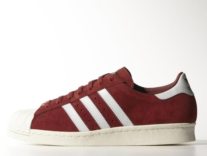 The adidas Superstar 80s Vintage Deluxe Suede is now available in four colorways from adidas.
