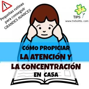TIPS PARA FOMENTAR LA ATENCIÓN Y CONCENTRACIÓN (niños y adolescentes) http://www.trebolito.com/2016/02/tip-como-propiciar-concentracion-y.html