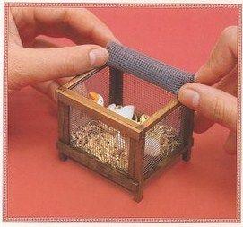 Kitchen Miniature DIY tutorial. :)