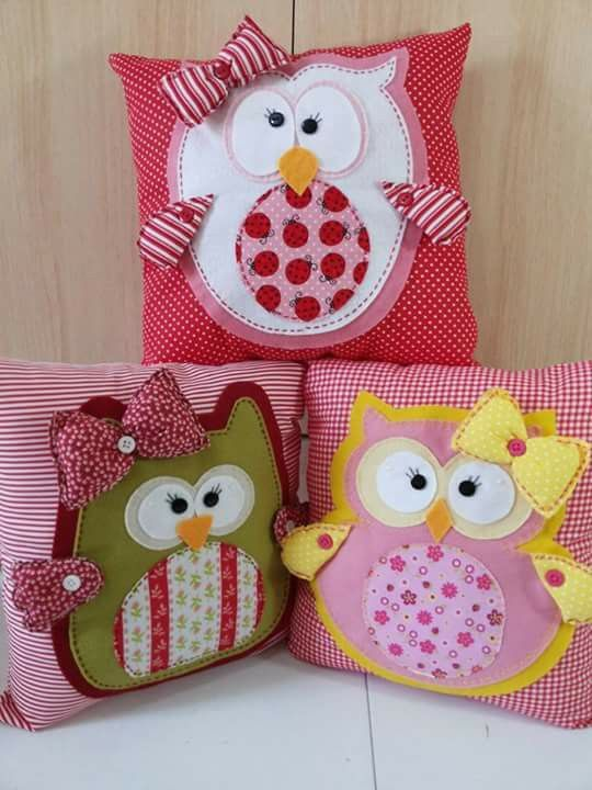 Owl pillows                                                                                                                                                      Más